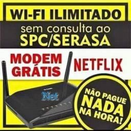 internet wifi sem consulta