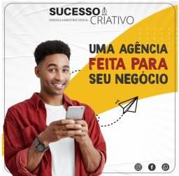 Agência de Design Gráfico & Social Media