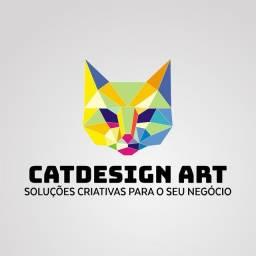 Design Gráfico  - CATDESIGN ART