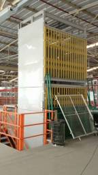 2 elevador de carga 2,80 x 1,60 7m altura ( valor do lote )