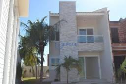 Casa com 4 dormitórios à venda, 116 m² por R$ 326.650,63 - Eusébio - Eusébio/CE