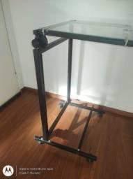 Rack grande para mesa de som Profissional - semi novo Saty