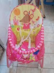 Cadeira de Balanço menina