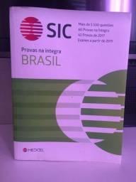 Título do anúncio: Livro SIC MEDCEL Provas de Residencia Médica na Íntegra Brasil