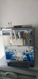 Máquina de sorvete 3 bicos