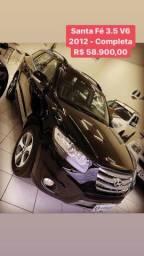 Hyundai Santa Fe 3.5 V6 4WD