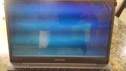 Vendo Notebook Positivo Motion C4128D com Nota Fiscal e na Garantia