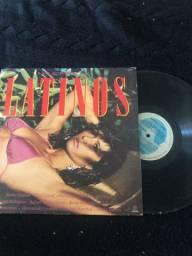 LP vinil Sucessos Latinos