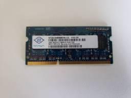 Memória RAM Nanya 2Gb DDR3