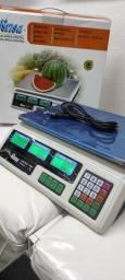 Balança eletrônica digital de alta precisão até 40 kg brisa