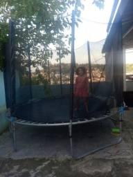 Cama elastica 3,05cm por 500 reais
