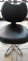 Cabeleireiro cadeira profissional
