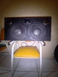 Título do anúncio: Um módulo TS de 400 e uma caixa de som