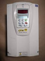 Inversor de frequência Weg CFW09 15CV 380V CFW090024T3848PSZ