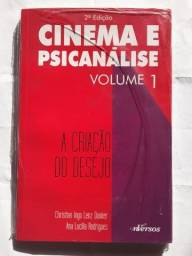 Cinema e Psicanálise - vol 1 - Christian Ingo Lenz Dunker
