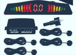 Promoção de Sensor de Ré já instalado de R$ 170,00 por R$ 150,00