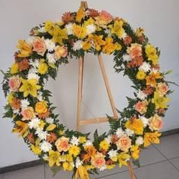 Coroas de Flores 24 horas BH e Região