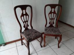 Cadeiras de Madeira Sala de Jantar