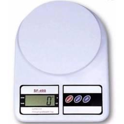 Balança Digital Eletrônica De Precisão Sf-400 Até 10kg Cozinha- Rf Informatica