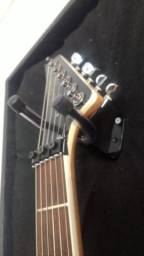 Suporte de parede para violão viola guitarra baixo cavaco violino