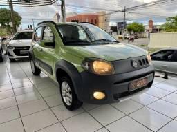 Fiat uno way completao 2012
