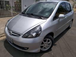 Honda FIT 2007 EX 1.5,Automático,2°Dono