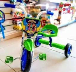 Triciclo Top PRODUTO NOVO fazemos entrega grátis em Natal