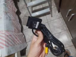 Cabo original audio e video xbox