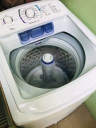 Máquina de lavar Electrolux 13 kg premium care silenciosa