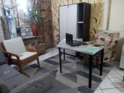 Pronta Entrega:Conjunto de Móveis para seu Escritório (Mesa+Armário), R$3.525,49!