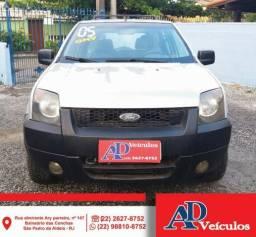 Ford Ecosport XLS 1.6 GNV - 2005