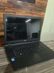 Notebook Acer dual core quarta geração