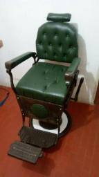 Cadeira de barbeiro estilo ferrante
