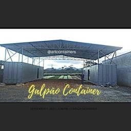 Galpão Container
