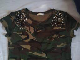 Blusa Militar