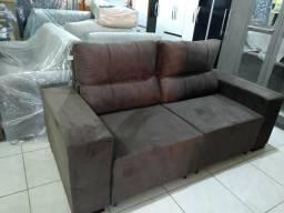 Sofa retrátil e reclinável super promoção!