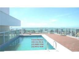 Riviera Fluminense - Apartamento 2 quartos, Praia, Shopping, Faculdade, Linha Verde