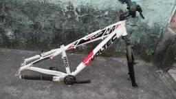 Quadro Voltec X-Slalom x2