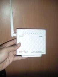 Roteador E Repetidor 1200mbps Amplificador 280Metros Wireles(NOVO) Ds-Link