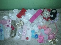 Lote de Laços Bebê (Jacaraípe)