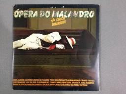 Opera do Malandro Chico Buarque - LP Vinil Album Duplo