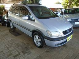CHEVROLET ZAFIRA CD 2.0 4P   2002 - 2002