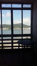 Apartamento com 2 dorms. sala com sacada c/vista praia do Gonzaguinha- São Vicente-SP
