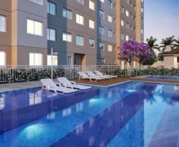 Apartamento em Obras Itaquera 41mts, 2 Dormitórios Com Vaga de Garagem e Piscina
