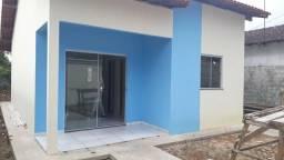 Título do anúncio: R$130 mil casa nova pra financiar em castanhal no bairro são josé