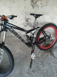 Usado, Bike kona Full downhill barbada comprar usado  Porto Alegre