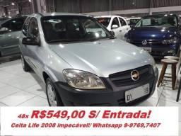 Chevrolet - Celta Life - 2008