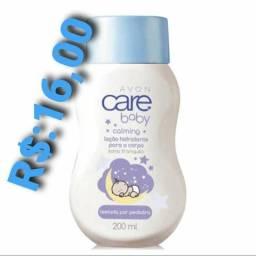 Loção hidratante para bebê Avon care baby 200ml R$:16,00