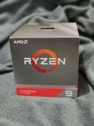 Processador amd ryzen 3900x 12 cores/24 threads