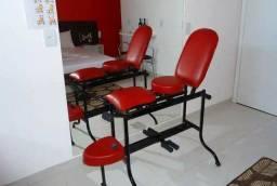 Cadeira erótica - academia do prazer